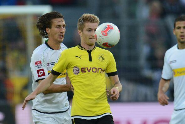 Volvemos con el Borussia Dortmund para hablar del volante alemán Marco R...