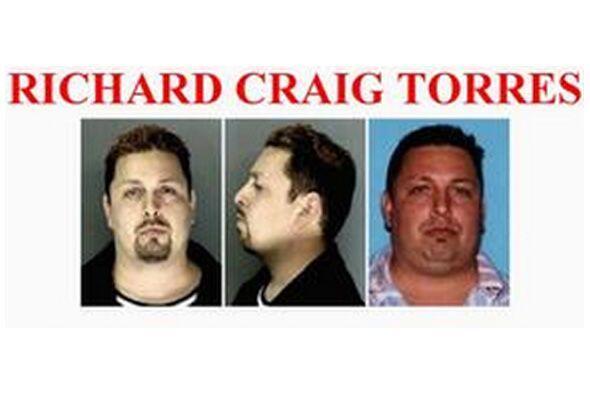 Richard Craig Torres: en 2007 el FBI comenzó la búsqueda de este ciudada...