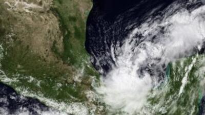 Una nueva tormenta tropical en el Caribe, la decimocuarta de la temporad...