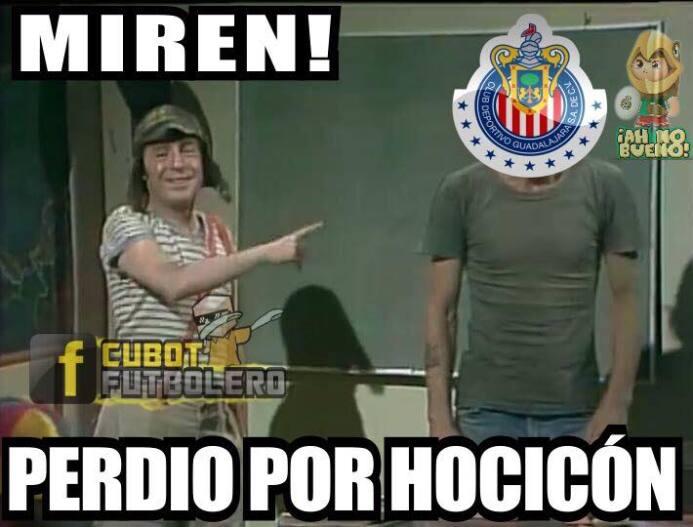Los memes no perdonaron a Chivas y América por perder sus finales 201084...