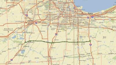 El tramo de 47 millas podría costar $1.3 mil millones de dólares Foto: ...