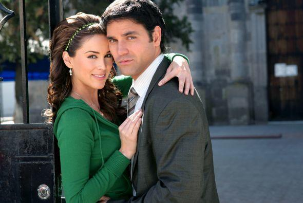 Famosos que trabajaron con sus examores en las telenovelas