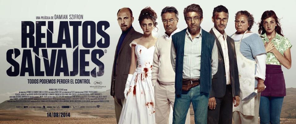 Relatos salvajes(2014), ArgentinaDirector: Damián Szifrón Reparto: Darío...