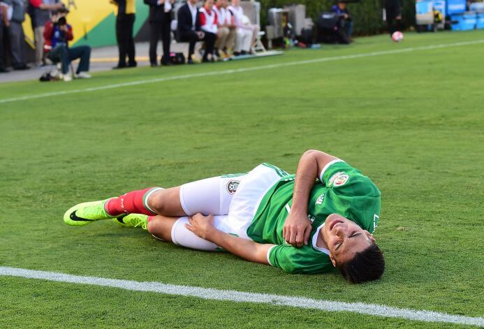 Sufrimiento en la Copa América Centenario