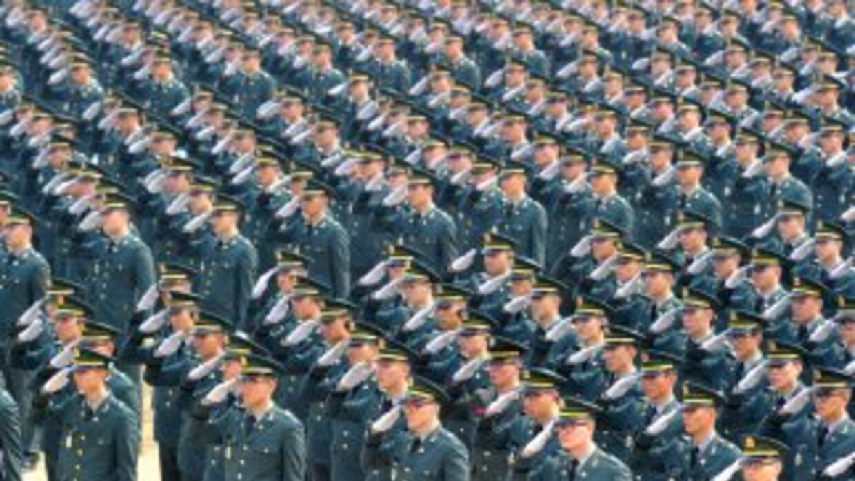 Corea del Sur ha hecho esta mañana ejercicios militares que se prolongar...