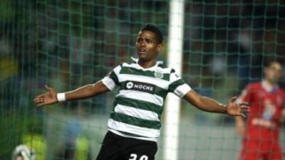 Heldon Ramos anotó en el triunfo del Sporting.