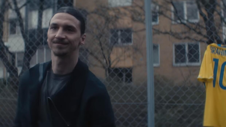 Ibrahimovic le dijo adiós a la selección de Suecia
