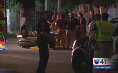 Accidente de tráfico deja a un hombre muerto al suroeste de San Antonio