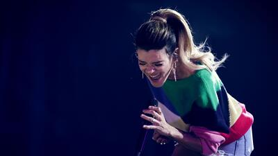 Desde CNCO hasta 'Like, la leyenda': en fotos, el segundo día de ensayos en Premios Juventud