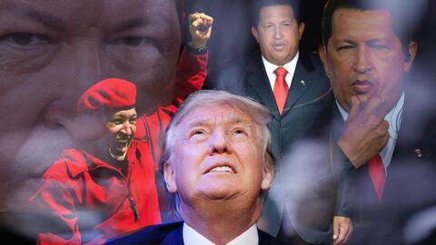 Ponte a prueba: ¿lo dijo Chávez o Trump?