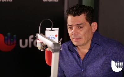 José Manuel Figueroa se perdió en pensamiento al hablar de su padre en E...