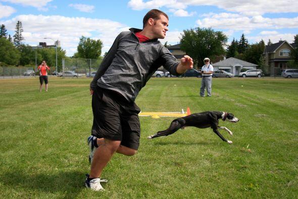 Nuevamente serán los mejores en el lanzamiento de frisbee.