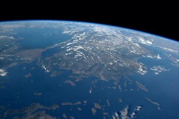 Gran vista de   Turquía   en este momento.   Fotos: @astro_reid