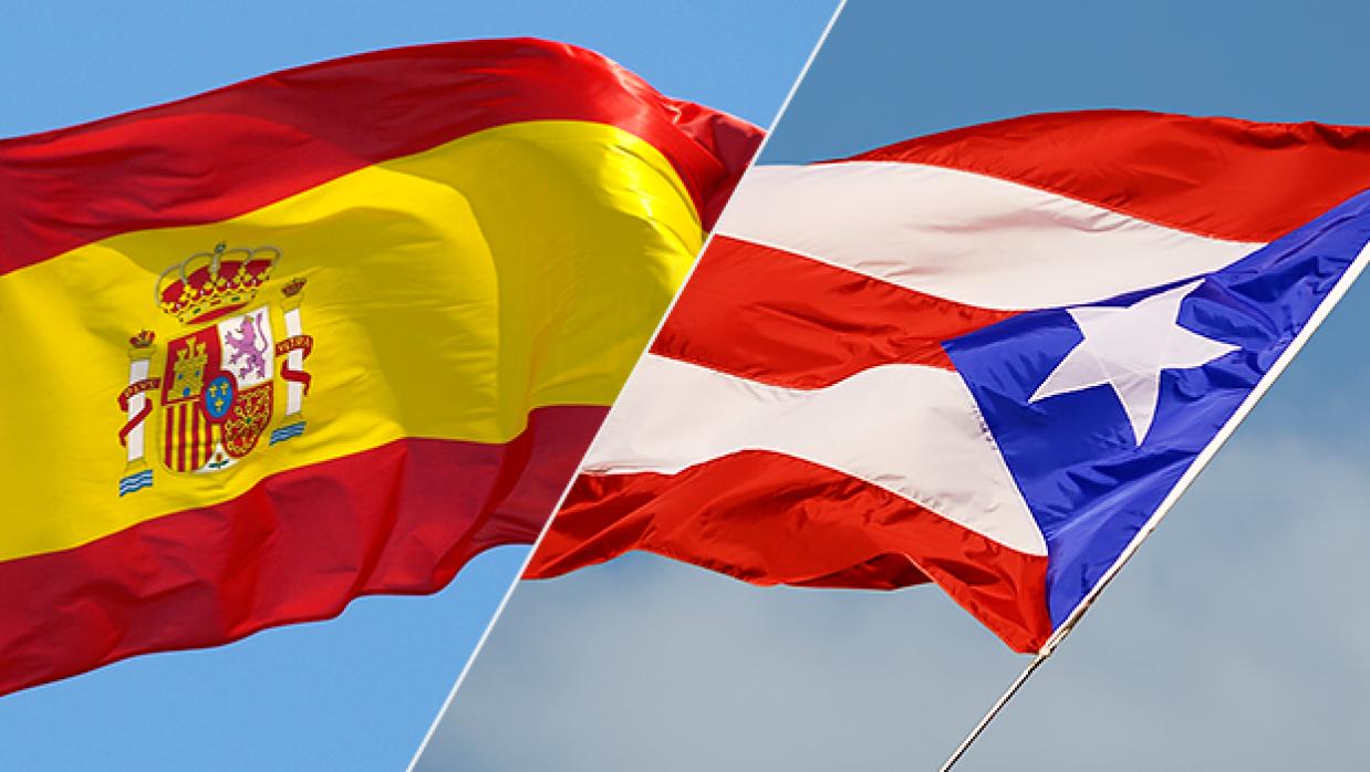 Puerto Rico y España