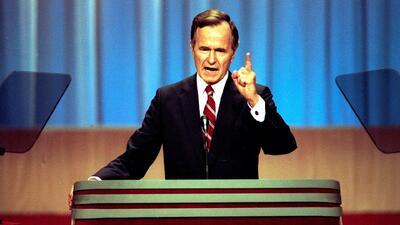 El legado de George H.W. Bush, expresidente de EEUU fallecido a los 94 años