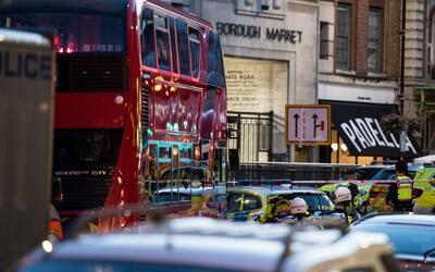 Primera ministra de Reino Unido dice que los ataques en Londres se trata...