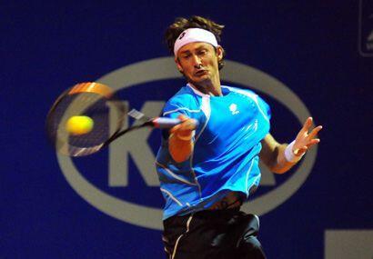 Contra todos los pronósticos venció a Juan Carlos Ferrero en un duelo mu...