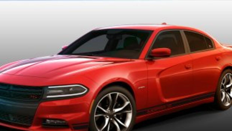 Dodge Charger R/T 2015 Mopar Edition