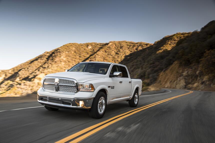 Estas son las camionetas pickup con el mayor valor de reventa en EEUU RM...