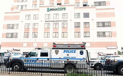 Tiroteo en el hospital Bronx Lebanon en Nueva York deja varios heridos