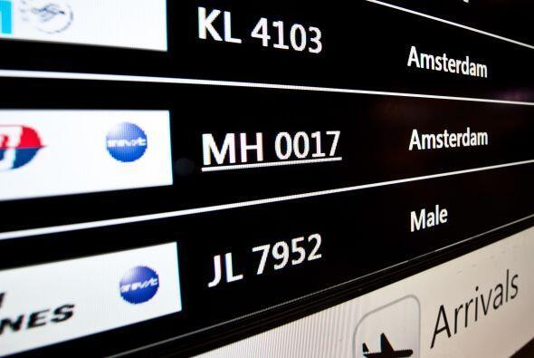 El Malaysia Airlines vuelo MH17 se estrelló en la región de Donetsk.