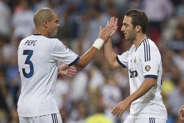 A pesar de que Pepe y compañía permitieron un gol, se reacomodaron y luc...