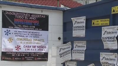 La Procuraduría de Mexico investiga denuncias de abuso sexual contra niñ...