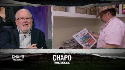 Gerardo Reyes recordó el reportaje de las narco tumbas que realizó con J...