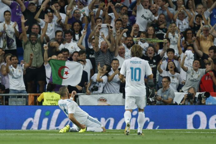 Real Madrid aplastó al Barcelona y se coronó campeón de la Supercopa de...