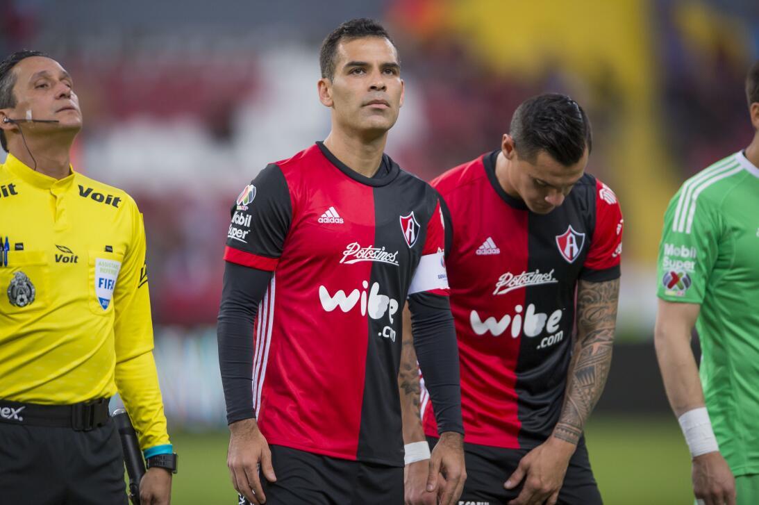 1. Rafa Márquez (Atlas) - 3,72 millones de seguidores en @RafaMarquezMX