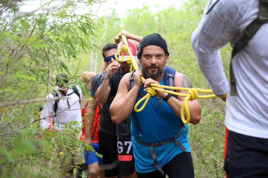 Es una ruta difícil, la cual requiere mucha preparación, fuerza física y...