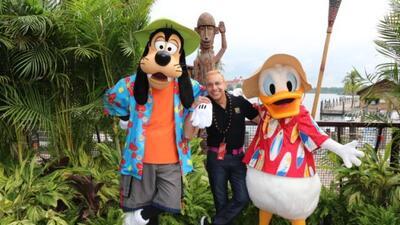 Vive una experiencia mágica con Disney.