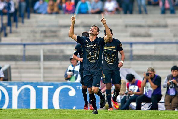Dante López e Ismael Sosa se han reencontrado en el ataque, el paraguayo...