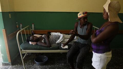 Después del huracán Matthew, el cólera amenaza a Haití