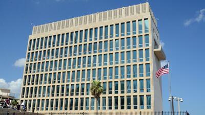 La embajada de EEUU en Cuba sigue cerrada tras el paso del huracán Irma