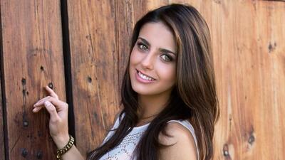 Michelle Renaud es Aldonza en La Sombra Del Pasado.