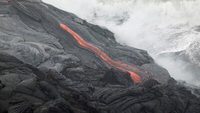 Emergencia en Hawai por actividad del volcán Kilauea