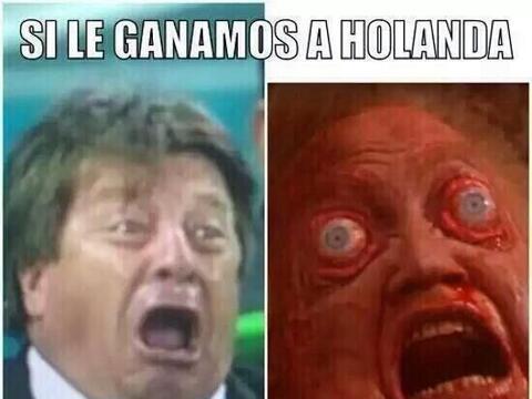 ¿Así quedará si triunfa México ante Holanda?...