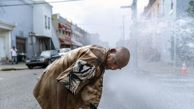 En fotos: La ola de calor inclemente que golpea el noreste de EEUU comenzará a retroceder
