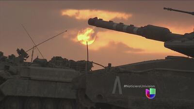 Israel y Hamas aceptan un cese al fuego de 72 horas