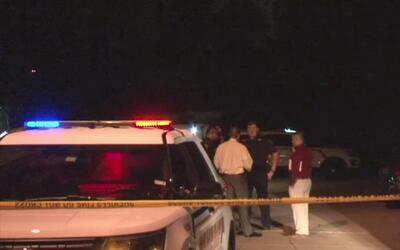 Investigan un tiroteo que dejó un muerto y un herido en Cypress, Texas