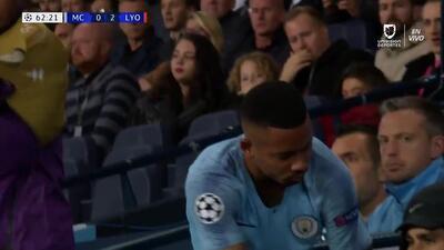 ¡GOOOL! Bernardo Silva anota para Manchester City