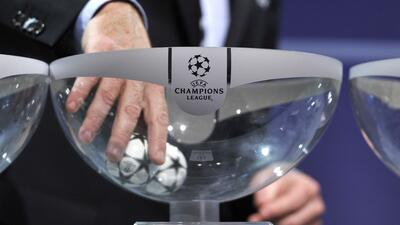 EN VIVO: Sorteo Octavos de Final de la UEFA Champions League 2018/19
