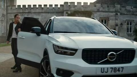 Volvo XC40 al cine