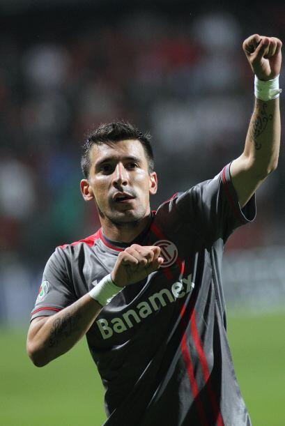 Edgar Benítez juega como extremo izquierdo y conoce el fútbol mexicano d...