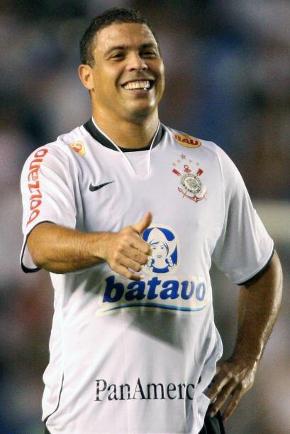 Ronaldo, delantero de Brasil en 1994, 1998, 2002 y 2006, entraba siempre...