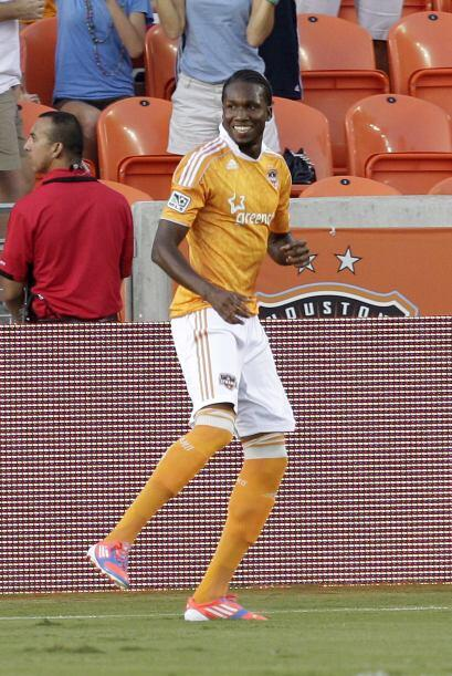 Macoumba Kandji se convirtió en el héroe del Dynamo al marcador dos de l...
