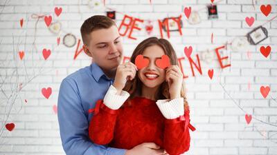 parejas - amor - san valentín