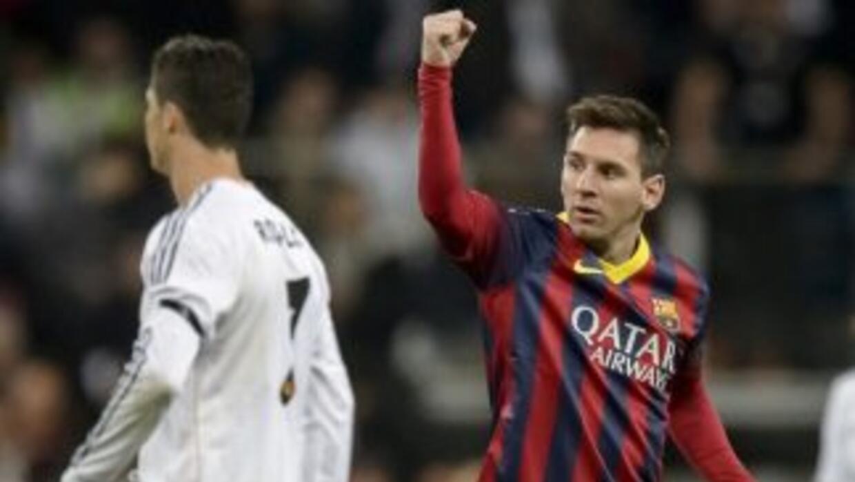 Con su primer gol marcado en este último 'derby' ante los madridistas, L...