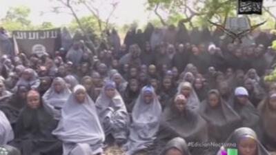 La pesadilla de las 276 niñas nigerianas secuestradas